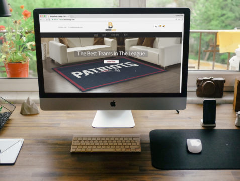 Small Business eCommerce Development | Boozie Rugs